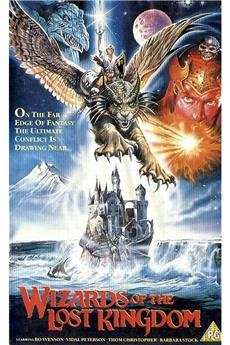Wizards of the Lost Kingdom (1985) 1080p download