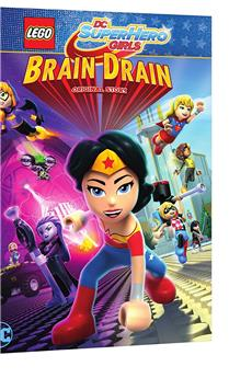 LEGO DC Super Hero Girls: Brain Drain (2017) 1080p download