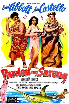 Pardon My Sarong (1942) download