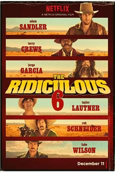 The Ridiculous 6 (2015) 1080p download