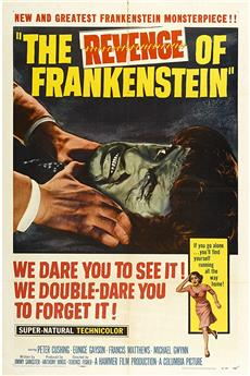 The Revenge of Frankenstein (1958) 1080p download