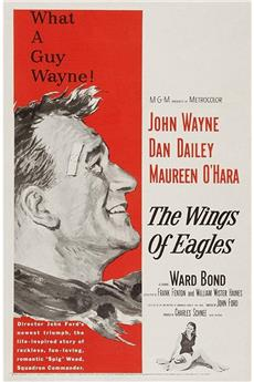 The Wings of Eagles (1957) 1080p download