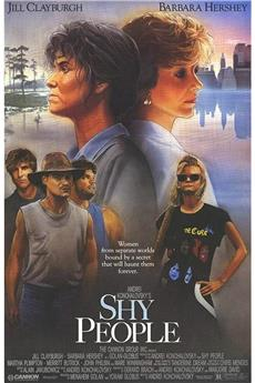 Shy People (1987) 1080p download