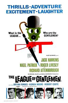 The League of Gentlemen (1960) download