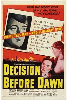 Decision Before Dawn (1951) 1080p download