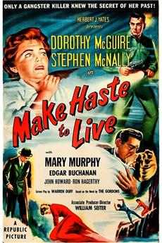 Make Haste to Live (1954) 1080p download