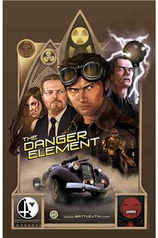 The Danger Element (2017) 1080p download