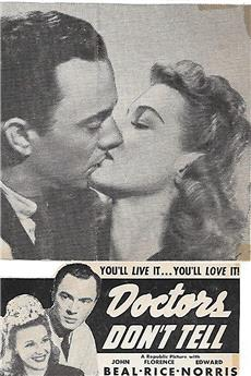 Doctors Don't Tell (1941) 1080p download