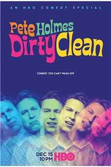 Pete Holmes: Dirty Clean (2018) 1080p download