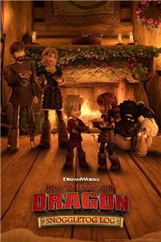 How to Train Your Dragon: Snoggletog Log (2019) 1080p download