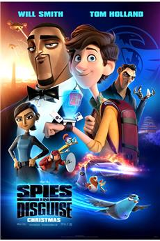Spies in Disguise (2019) 1080p download