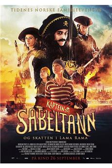 Captain Sabertooth and the Treasure of Lama Rama (2014) 1080p download
