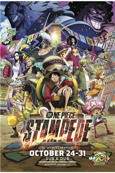 One Piece: Stampede (2019) 1080p download