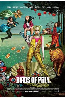 Birds of Prey (and the Fantabulous Emancipation of One Harley Quinn) (2020) 1080p download