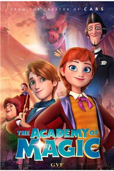 The Academy of Magic (2020) 1080p download