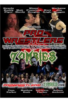 Pro Wrestlers vs Zombies (2014) download