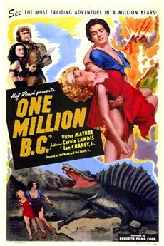 One Million B.C. (1940) 1080p download