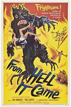 From Hell It Came (1957) 1080p download