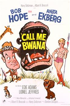 Call Me Bwana (1963) 1080p download