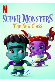 Super Monsters: The New Class (2020) 1080p download