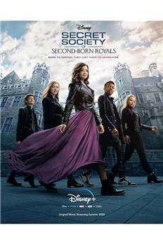 Secret Society of Second Born Royals (2020) 1080p download