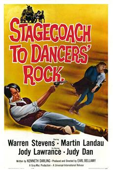 Stagecoach to Dancers' Rock (1962) 1080p download