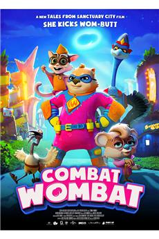 Combat Wombat (2020) 1080p download