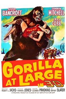 Gorilla at Large (1954) 1080p download