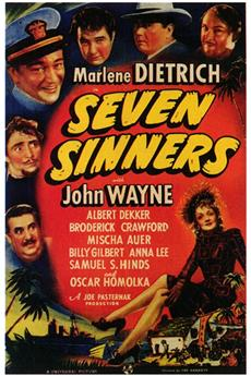 Seven Sinners (1940) 1080p download
