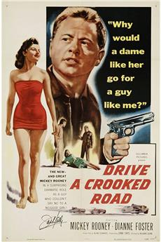 Drive a Crooked Road (1954) 1080p download