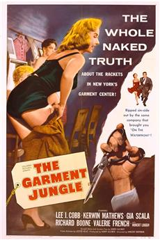The Garment Jungle (1957) download