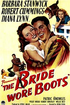 The Bride Wore Boots (1946) 1080p download