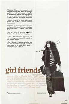 Girlfriends (1978) 1080p download