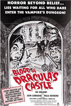 Blood of Dracula's Castle (1969) 1080p download