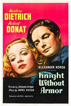 Knight Without Armour (1937) 1080p download