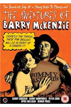 The Adventures of Barry McKenzie (1972) 1080p download