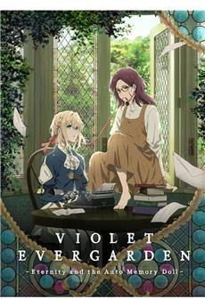 Violet Evergarden: Eternity and the Auto Memory Doll (2019) 1080p download