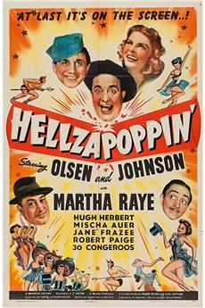 Hellzapoppin' (1941) 1080p download