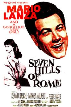 Seven Hills of Rome (1958) 1080p download