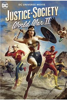 Justice Society: World War II (2021) 1080p download
